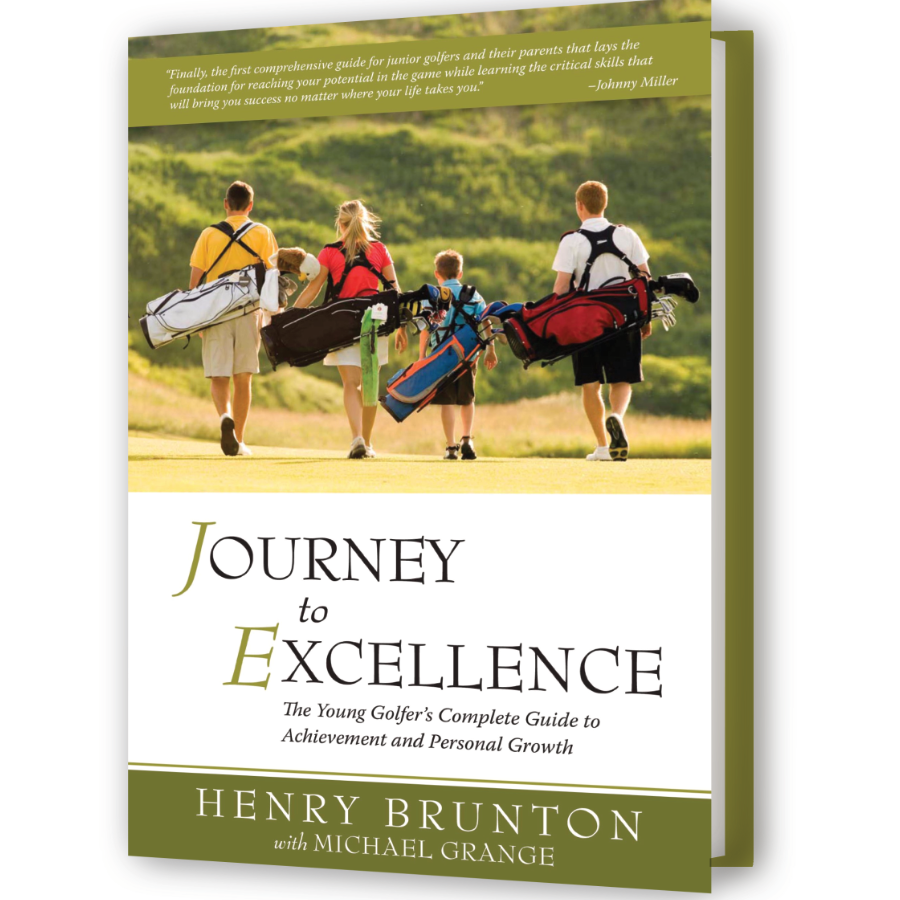 Journey to Excellence by Henry Brunton