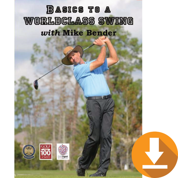 DOWNLOAD Basics to a WORLDCLASS SWING with Mike Bender