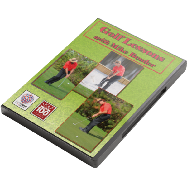DVD-Golf Lessons with Mike Bender