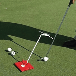 The Eye-Golf Training Tool