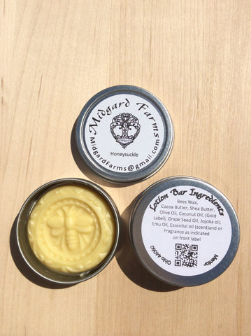 Honeysuckle (Lotion Bar)