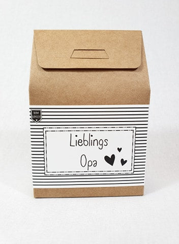 Candy in a box - lieblings opa