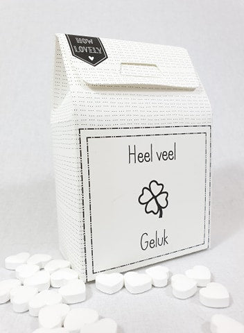 Candy in a box - Geluk