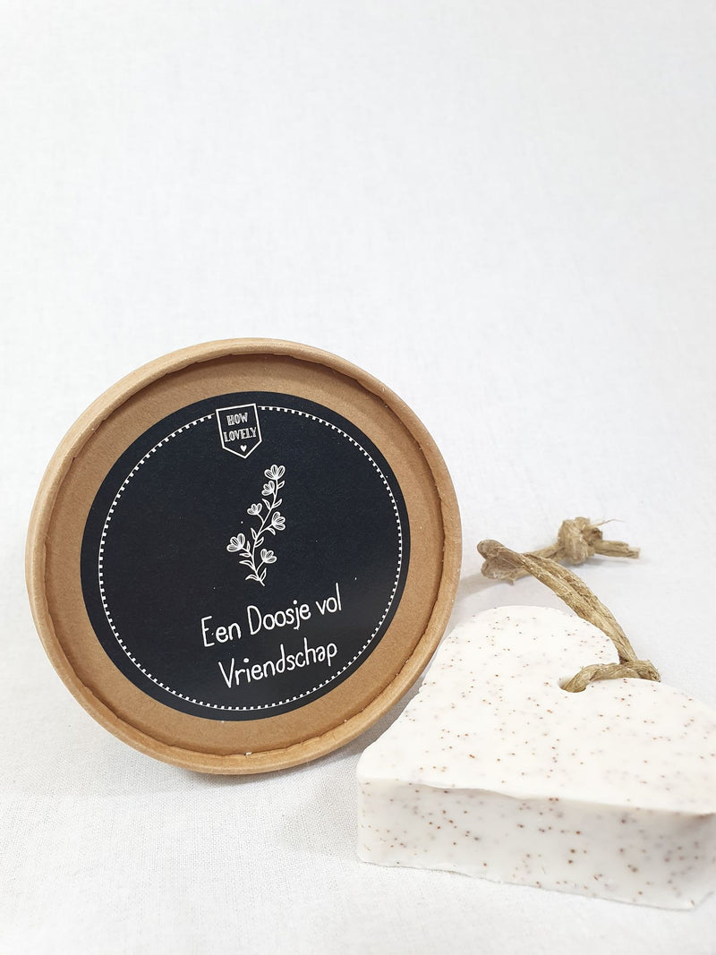 Soap on a rope - Vriendschap