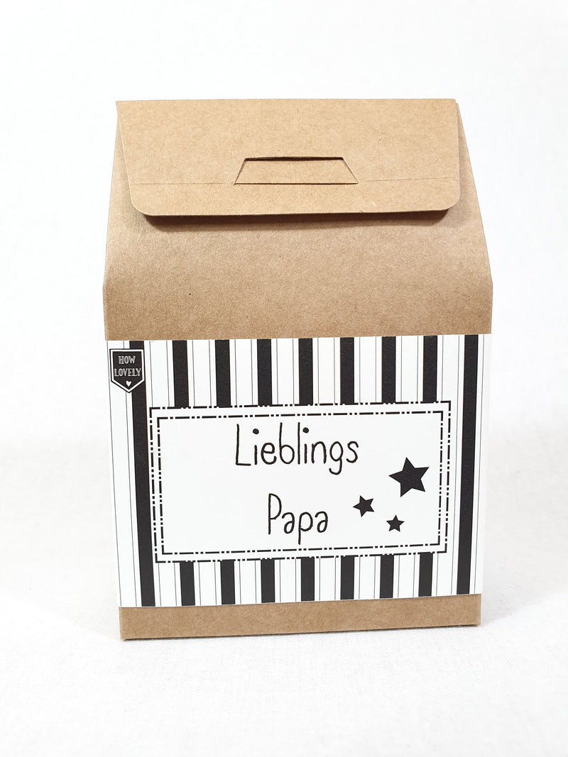 Candy in a box - lieblings papa