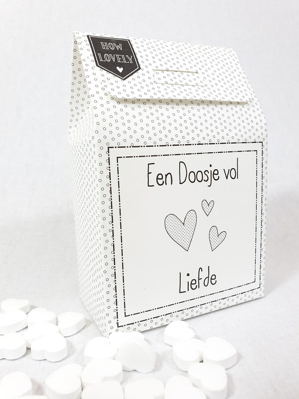 Candy in a box - liefde