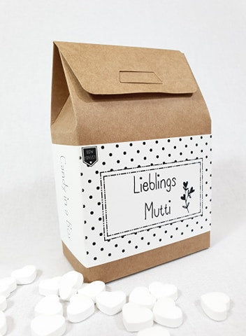 Candy in a box - lieblings mutti