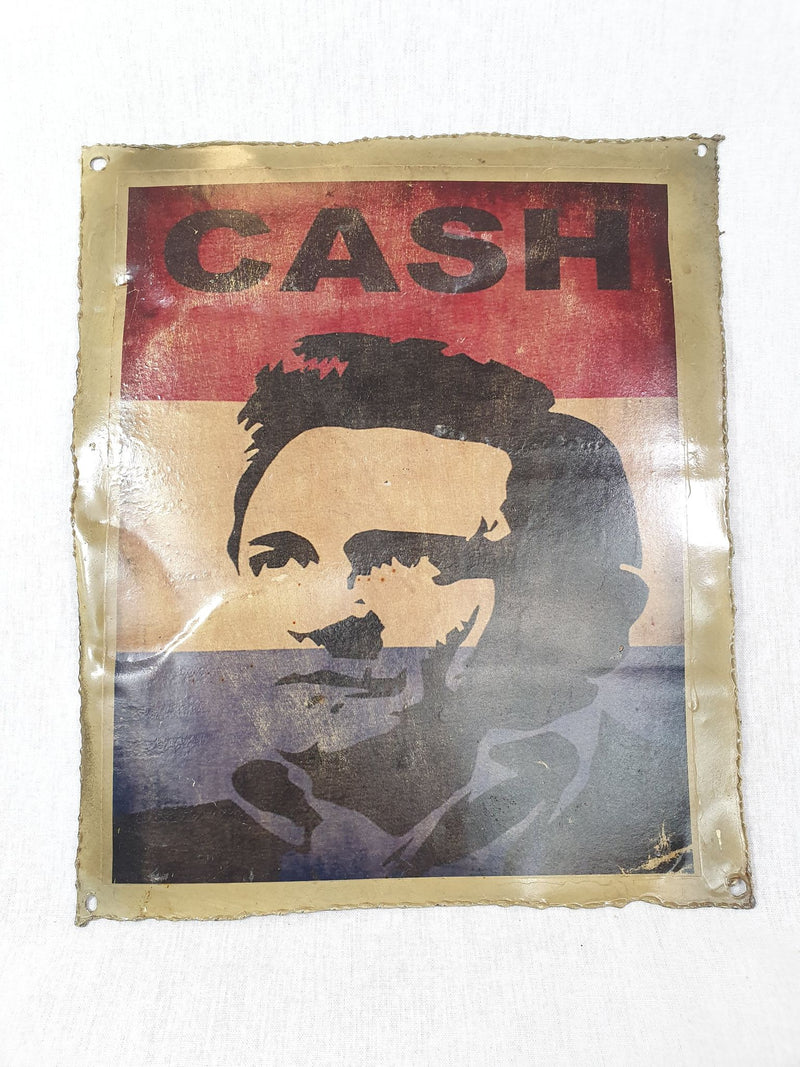 Vintage plaat - Johnny cash