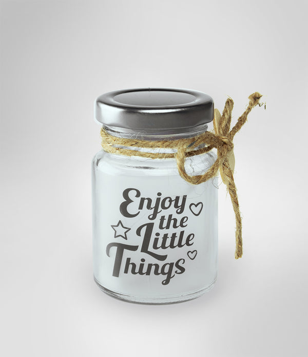 Little star light 21 - Enjoy the little things