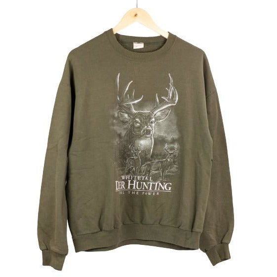 Vintage American Tradition Deer Jumper