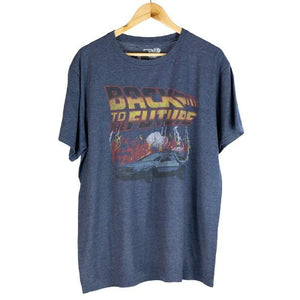 Vintage Back to the Future Tee