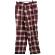 Load image into Gallery viewer, Vintage Checkered Pants