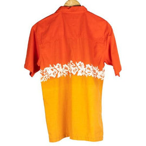 Vintage Orange Flower T-Shirt