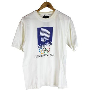 Vintage Lillehammer '94 Olympic Tee