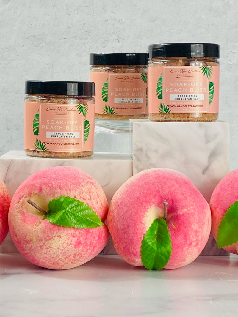 Peach Bliss Soak-Off