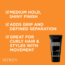 Load image into Gallery viewer, Redken Brews Grip Tight Holding Gel