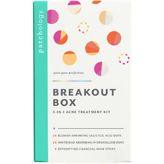 Patchology Breakout Box 3-in-1 Acne Treatment