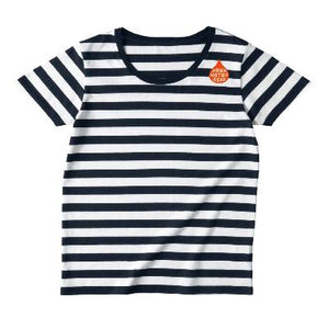HORIZONTAL STRIPES Tシャツ/GIRLS SIZE