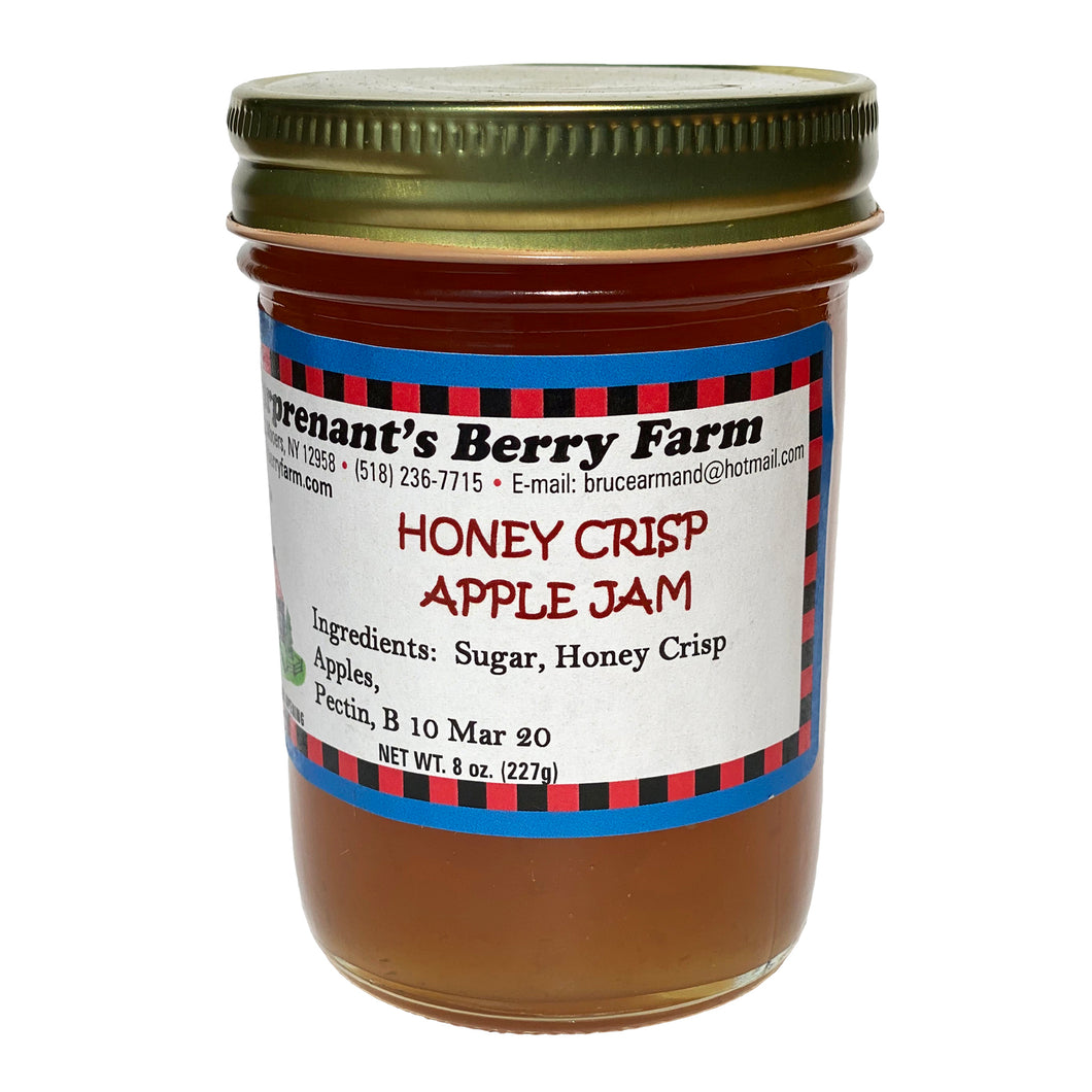 Honey Crisp Apple Jam