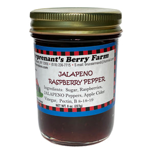 Jalapeno Raspberry Pepper Jam