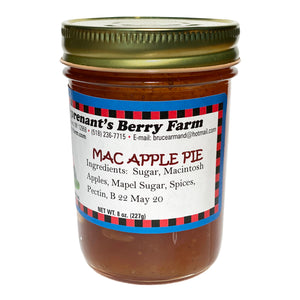 Mac Apple Pie Jam