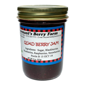 Quad Berry Jam