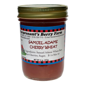 Samuel Adams Cherry Wheat Jelly