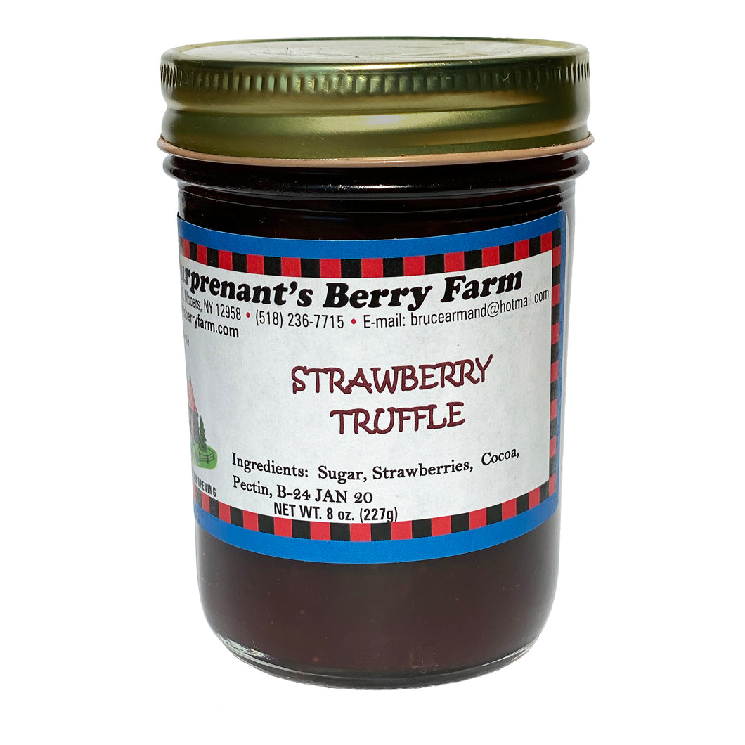 Strawberry Truffle Jam