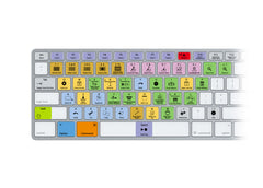 Ableton Live Keyboard Stickers | Mac | QWERTY UK, US