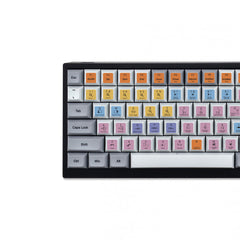 Avid Pro Tools Keyboard Stickers | All Keyboards | QWERTY UK, US