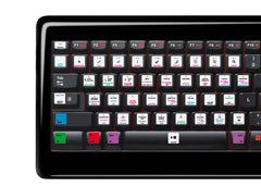Apple Logic Pro 9 Keyboard Stickers | All keyboards | QWERTY UK, US