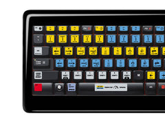 Serato Scratch Live Keyboard Stickers | All Keyboards | QWERTY UK, US
