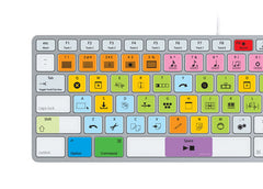Ableton Live Keyboard Stickers (Pro Edition) | Mac | QWERTY UK, US