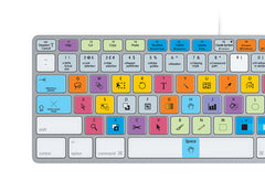 Adobe Illustrator Keyboard Stickers (Pro Edition) | Mac | QWERTY UK, US