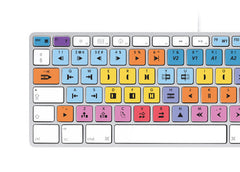 Avid NewsCutter Keyboard Stickers | Mac | QWERTY UK, US