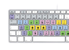Adobe Premiere Keyboard Stickers | Mac | AZERTY Français