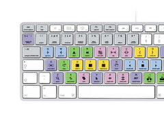 Adobe Premiere Keyboard Stickers | Mac | QWERTY UK, US