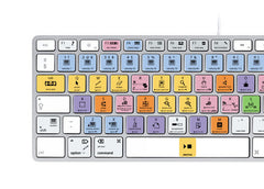 Propellerhead Reason Keyboard Stickers | Mac | QWERTY UK, US