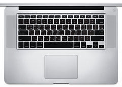 English Korean Black Keyboard Stickers | Mac
