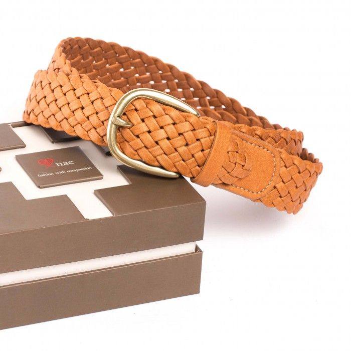 Belt Vic Brown