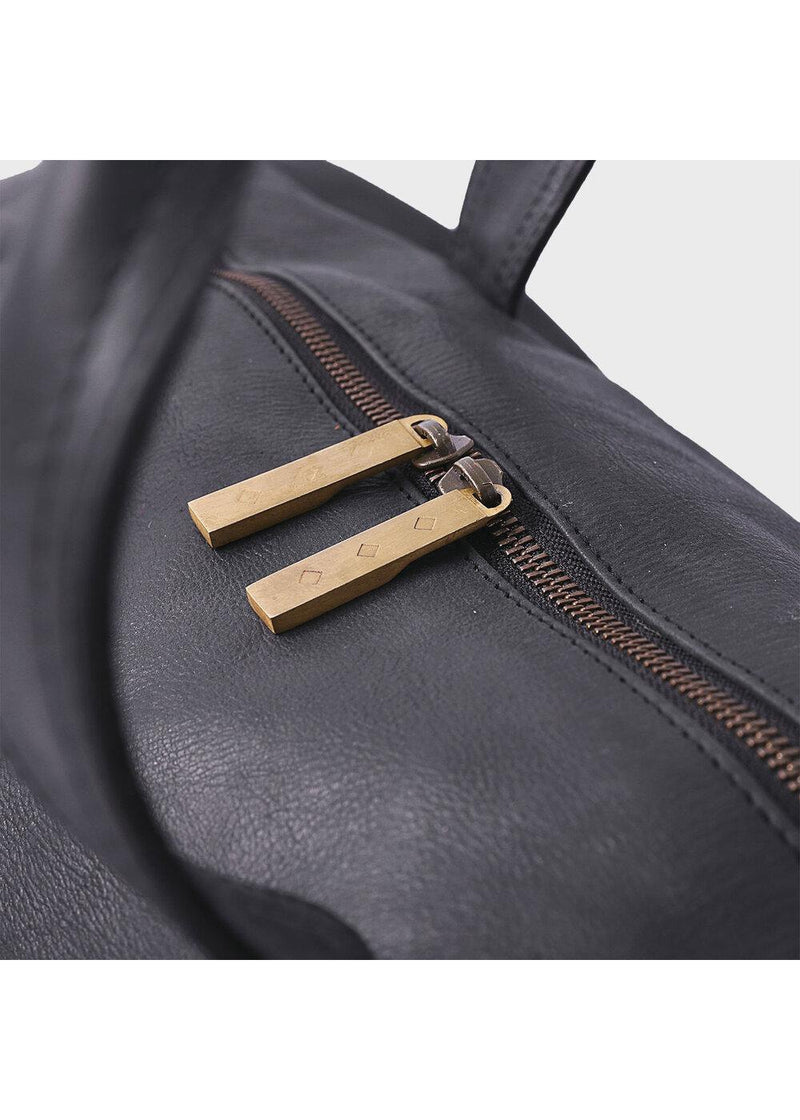 Chtwin – Leather Duffel Bag
