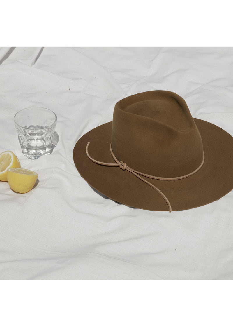 Timeless Hat Honey SS20