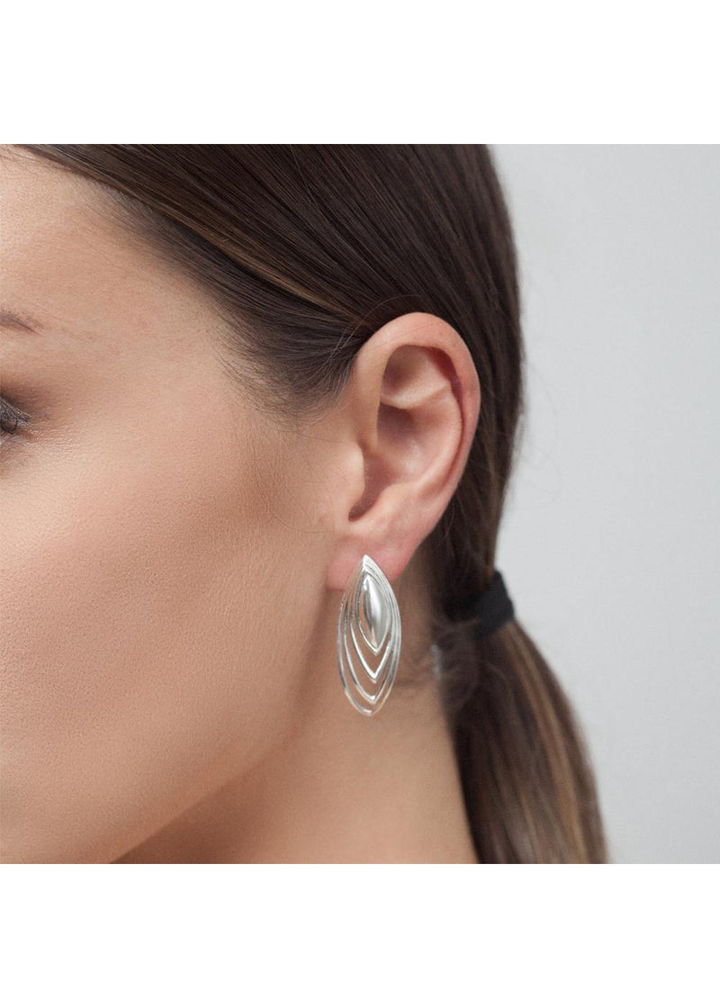 Eagle Eye Earrings