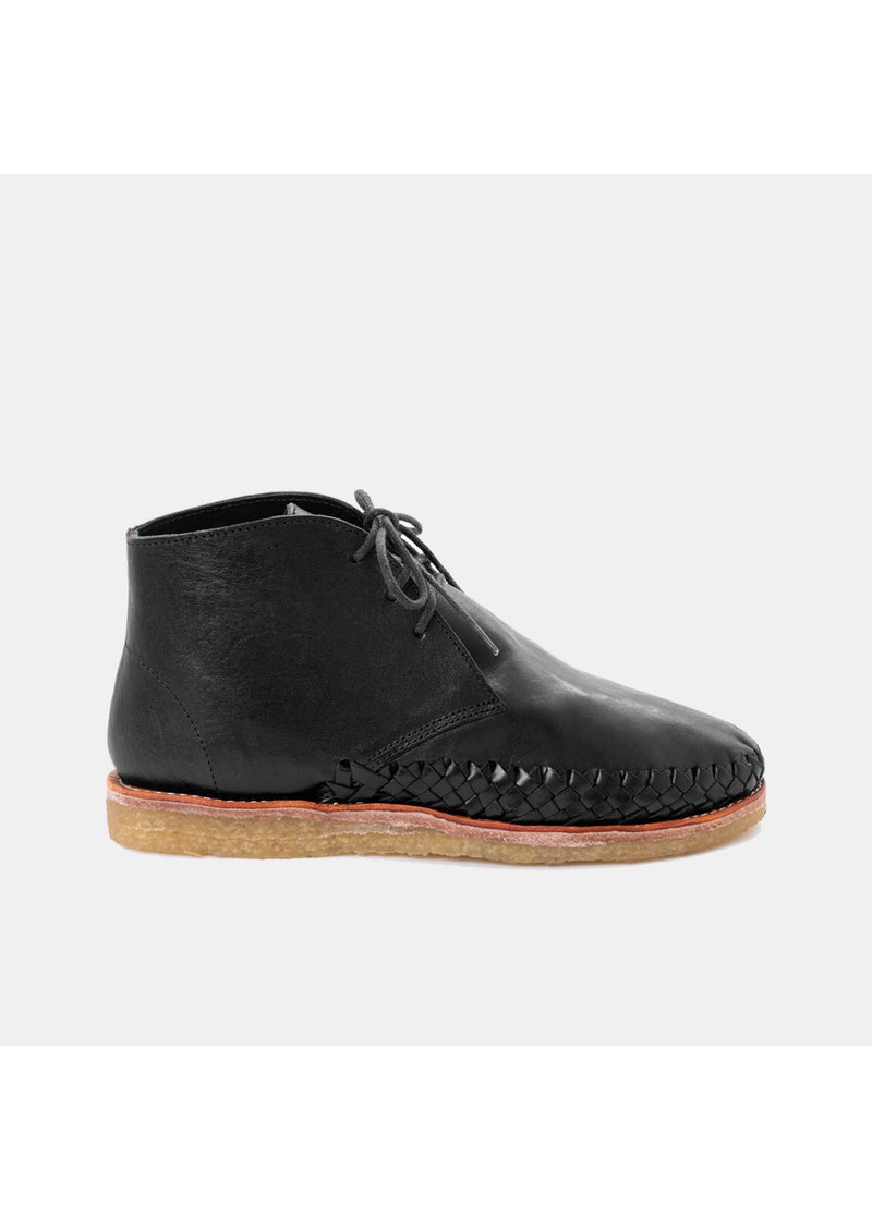 Gabriel Desert Boot Black - Women