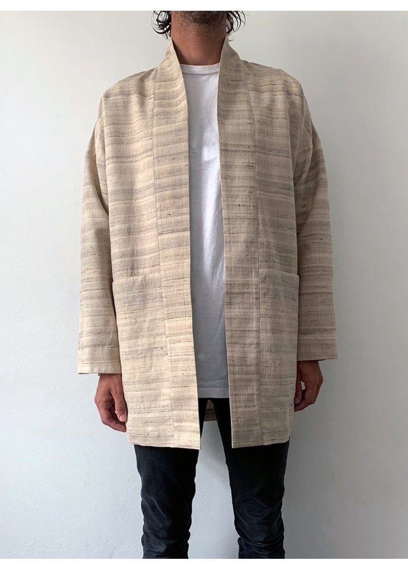 56 Lu - The Wanderer - Raw Silk