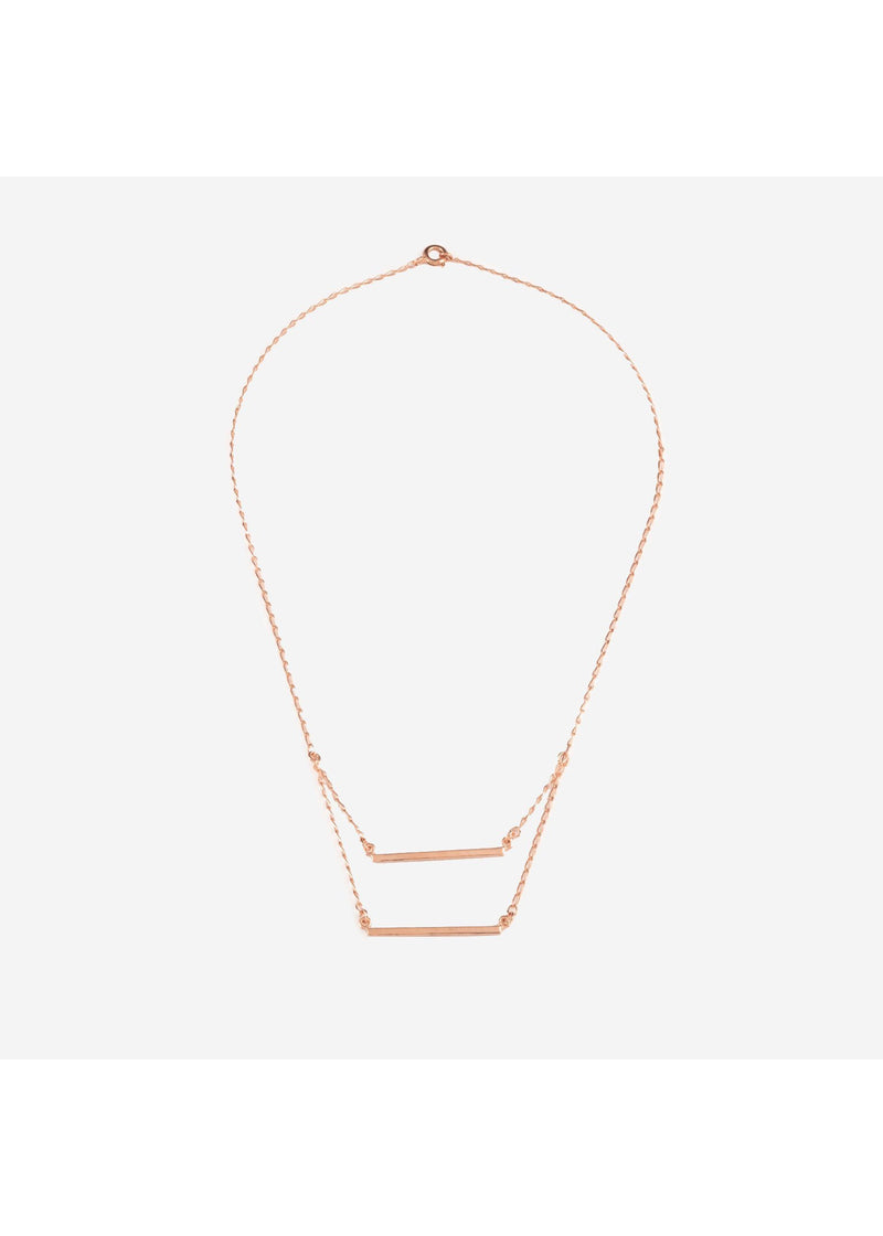PATRICIA Rosegold Necklace