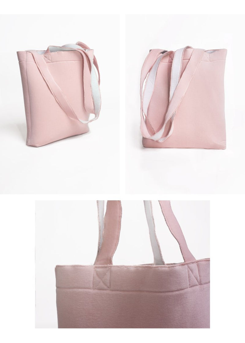 Pink Canopus Tote Bag
