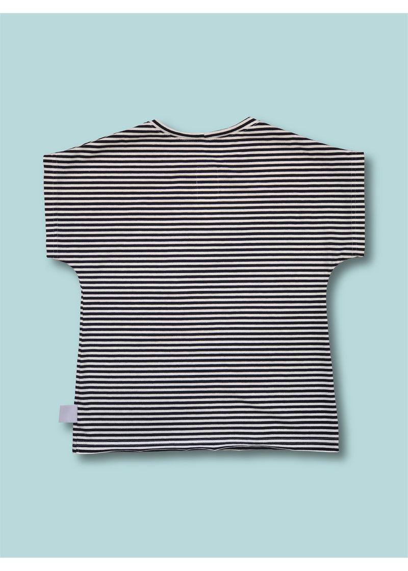 GP short sleeve striped tee