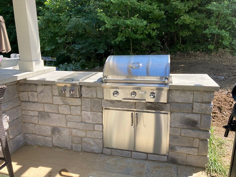 Outdoor Kitchen Indy Grills and Outdoor Living