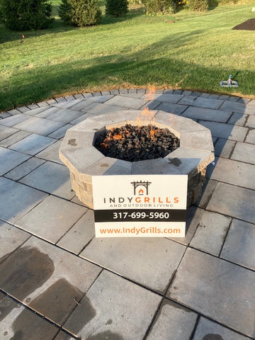 Fire Pit Patio Indy Grills and Outdoor Living